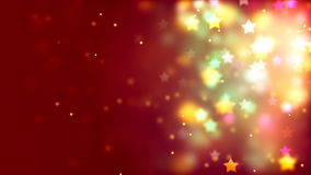 HD Loopable Background with nice flying stars. HD Loopable Abstract Background with nice flying stars for club visuals, LED installations, broadcasting featuring stock illustration