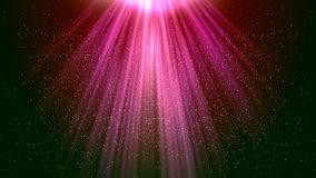 HD Loopable Background with nice pink rays