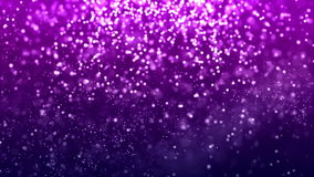HD Loopable Background with nice purple dust. HD Loopable Abstract Background with nice purple dust for club visuals, LED installations, broadcasting featuring stock footage