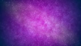 HD Loopable Background with nice purple particles. HD Loopable Abstract Background with nice purple particles for club visuals, LED installations, broadcasting stock footage