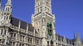 HD Munich Marienplatz Stock Images