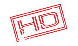 Hd rubber stamp Stock Photo