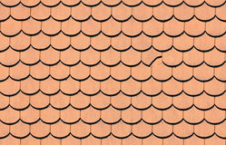 Hd seamless pattern, vintage tiled roof Stock Images