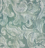 HD seamless texture, Brocade texture with floral elements Stock Photo