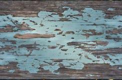 HD seamless texture, worn peeling planks Stock Photography