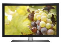 HD Television Royalty Free Stock Photo