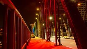 HD Time lapse  Iron Bridge Stock Photos