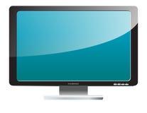 HD TV Fotografia Stock