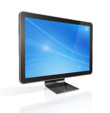 HD TV - Computer Stock Photos