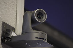 HD Video camera mounted Stock Image
