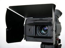 HD-videocámara del soporte Imagen de archivo libre de regalías