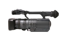 HD videocamera Stock Fotografie