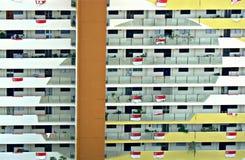 HDB apartment block Stock Images