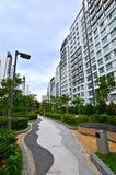 HDB Flat, Architecture, Singapore royalty free stock images