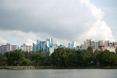 HDB Homes in Singapore. This image shows HDB Homes in Singapore (West Royalty Free Stock Image