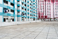HDB Housing, in Singapore. This image shows the dense HDB Housing, in Singapore Stock Images