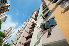 A HDB Housing unit in Singapore. This image shows a HDB Housing unit in Singapore Stock Photography