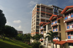 hdb singapore квартир Стоковые Изображения