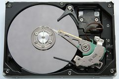 HDD royalty free stock photography