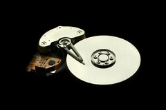 HDD Royalty Free Stock Photo