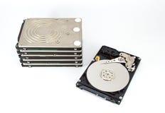 HDD Fotos de archivo libres de regalías