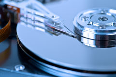 Hdd background Royalty Free Stock Images