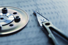 HDD concept Stock Photo
