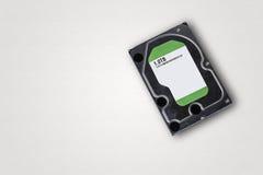 HDD d'isolement Photo libre de droits
