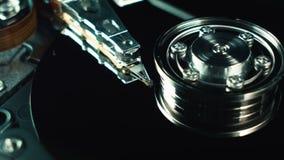 Hdd, disco rígido Techologies do computador Armazenamento de dados, informação Partes internas do disco rígido inovação server video estoque