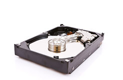 HDD drive Stock Images