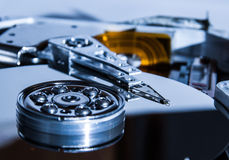 HDD. Hard disk drive HDD Stock Image