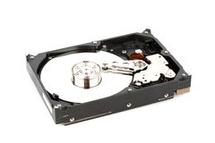 Hdd isolated Royalty Free Stock Photo