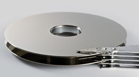 HDD platter Royalty Free Stock Photography
