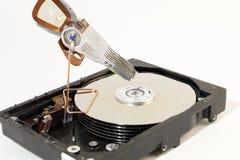 HDD repair royalty free stock photos