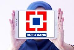 HDFC-Banklogo Stockfoto