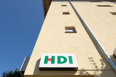 HDI Royalty Free Stock Photography