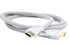 HDMI cable Stock Image