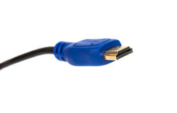 HDMI cable Royalty Free Stock Image