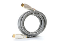Hdmi cable Stock Photography
