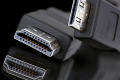 Hdmi cable. Stock Images