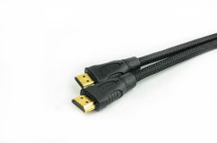 HDMI Cable Royalty Free Stock Photography
