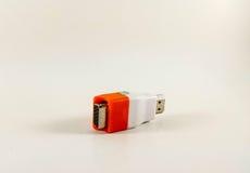 HDMI-convertor Stock Afbeeldingen