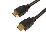 HDMI-Kabel lokalisiert auf Weiß Stockbilder