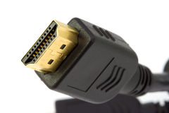 HDMI lead Stock Images