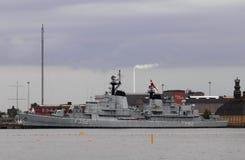 HDMS Peder Skram F352 Κοπεγχάγη Στοκ Εικόνες
