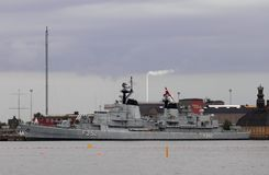 HDMS Peder Skram F352 Copenhaga Foto de Stock