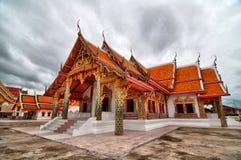 hdr房子寺庙泰国崇拜 免版税库存图片