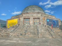 Hdr-adler Planetarium Stockfoto
