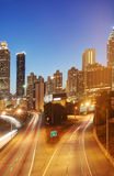 HDR of Atlanta Stock Photography