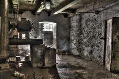 HDR-Ausrüstung der Mühle stockfoto